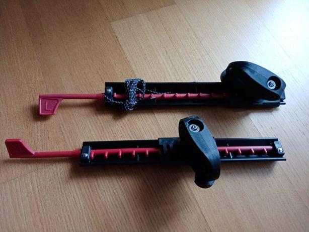 Pedais direcionais para Kayak