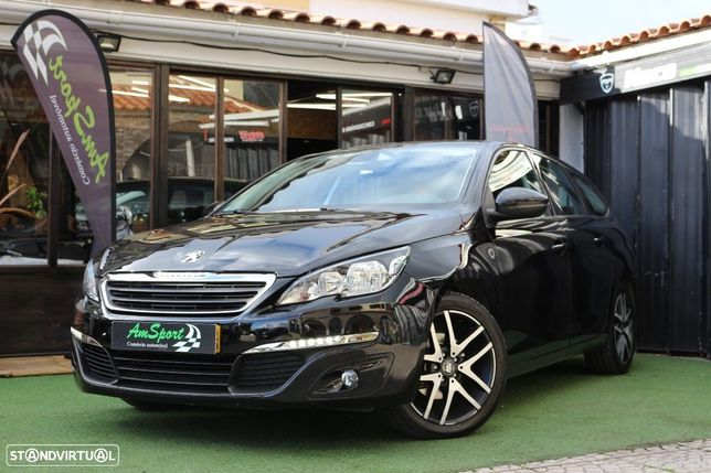 Peugeot 308 SW 1.6 HDi Access