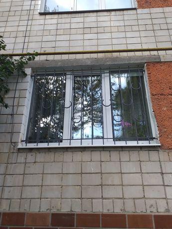 Решетки окна балконы двери