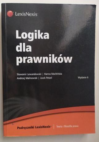 Logika dla prawników. Lewandowski, Malinowski