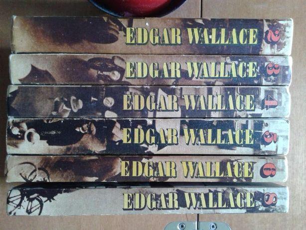 Colectânea de livros policiais de Edgar Wallace