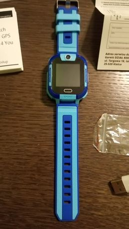 Nowy zegarek Garett kids 4 you