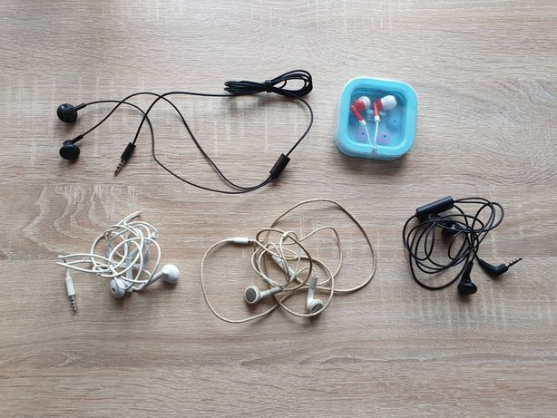 Słuchawki do uszu