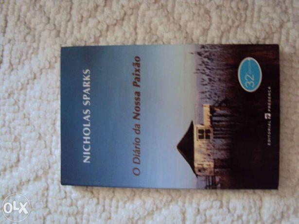 Livro de Nicholas Sparks