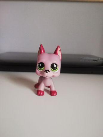 Sprzedam figurkę LPS Littlest Pet Shop Dog Niemiecki UNIKAT