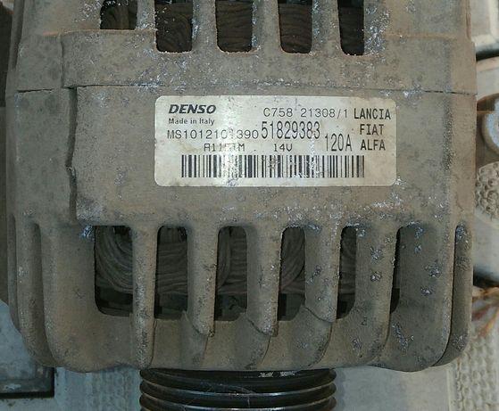 Генератор Denso 120A 14V
