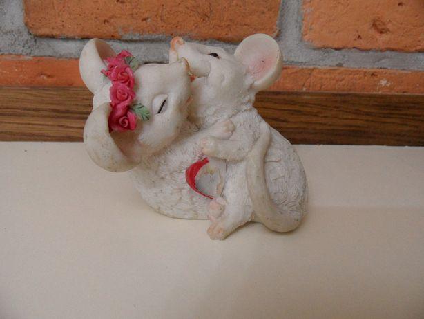 Zakochane myszki - słodkie