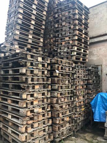 Palety drewniane euro epal uszkodzone
