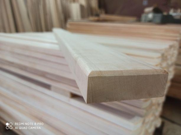 Deski na ławki huśtawki kantówki listwy producent
