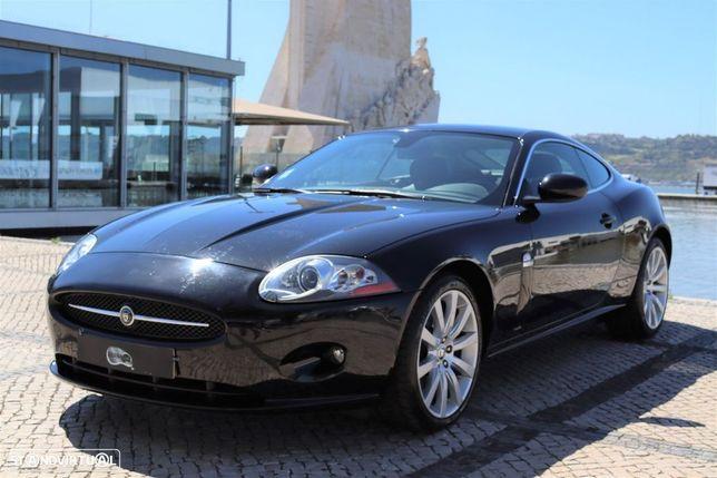 Jaguar XK 3.5 V8 Coupé