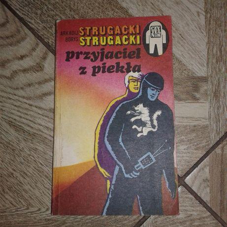 Przyjaciel z piekła Arkadij Strugacki