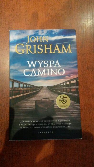Książka, Kryminał, John Grisham- Wyspa Camino Gdynia - image 1
