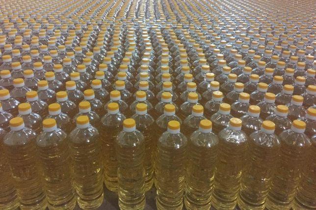 Подсолнечное,растительное масло. Олія.