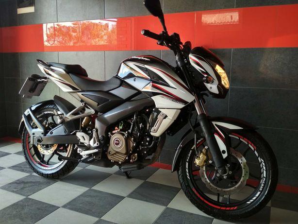 Мотоцикл Bajaj Pulsar NS 200 (KTM Duke, Yamaha YBR, Honda CB, Geon)