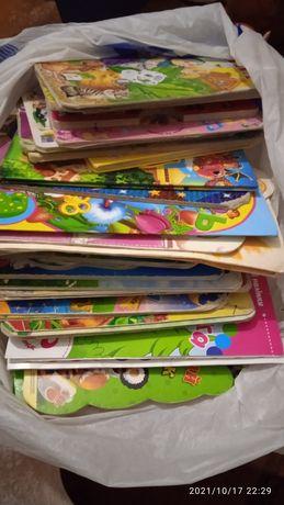 Детские книжки, пакет
