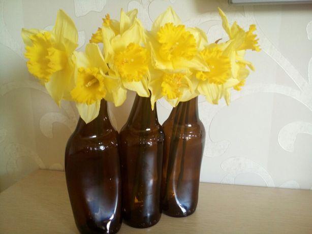 Бутылки ваза сувенир