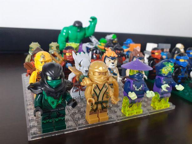 Oryginalne, figurki, ludziki LEGO, kolekcjonerskie ninjago, minecraft