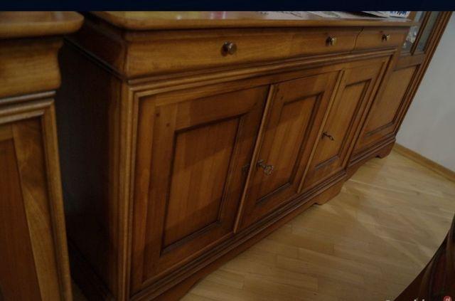 Komoda drewniana szafka drewno
