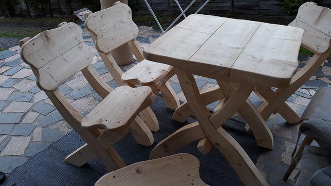 stół,krzesła