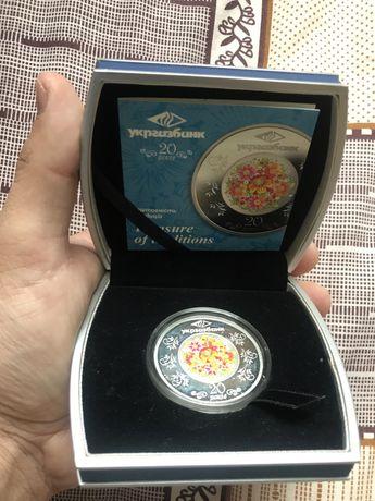 Mennica Polska срібна монета номіналом 1 долар.