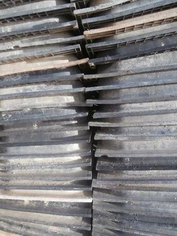 Côcos - Moldes Recuperáveis de Cofragem para Laje - Usado