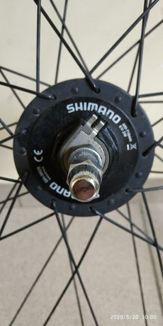 Dynamo do roweru DH3 N20 Singapore. 28 cali