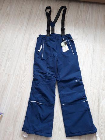 Spodnie narciarskie Trollkids 164