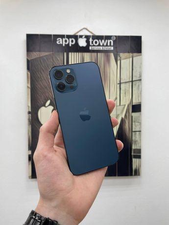 Iphone 12 Pro Max 128GB Pacific Blue Гарантия/Neverlock/Рассрочка