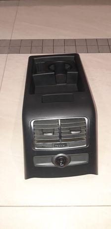Tunel środkowy tylny Audi A6 C6