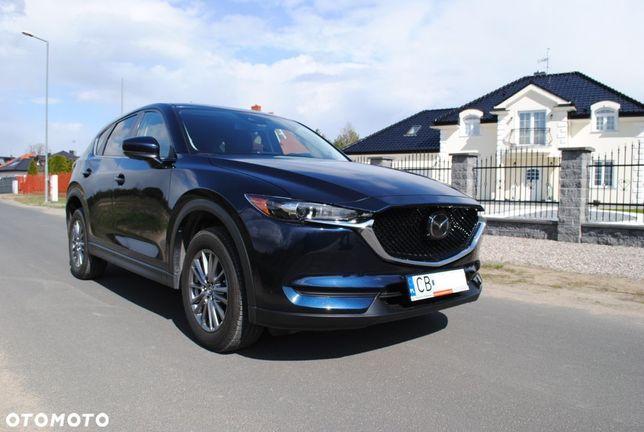 Mazda CX-5 Mazda CX 5 2019r 4x4 bogate wyposażenie, mały przebieg