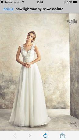 Suknia ślubna Beluchi z kolekcji Vanilla Sposa