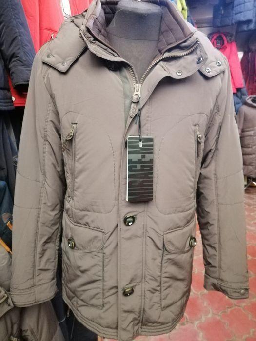 Чоловіча зимова куртка Хмельницкий - изображение 1