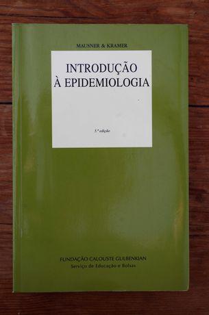 """Livro """"Introdução à Epidomologia"""""""