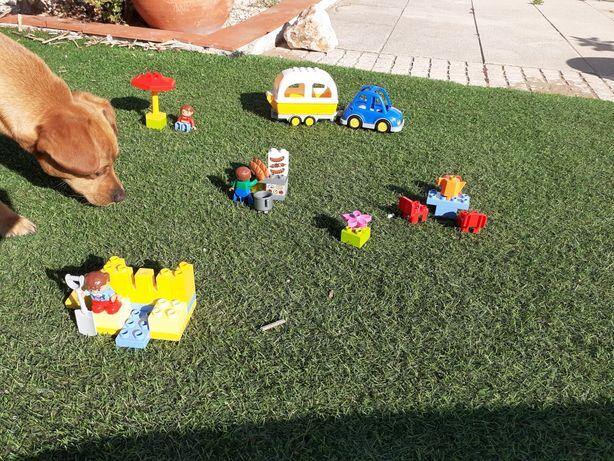 Lego Duplo - Aventura com Caravana