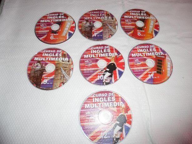 Curso ingles multimedia