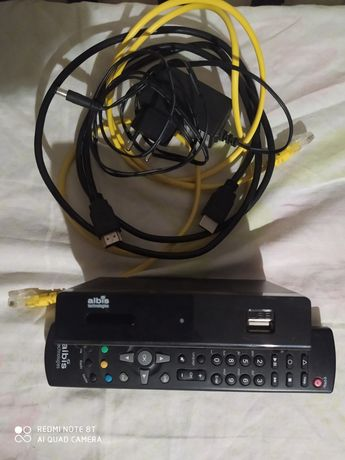 IPTV приставка STB Albis