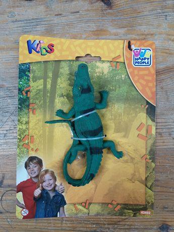 Krokodyl zabawka z tworzywa sztucznego
