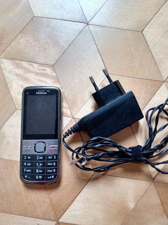 Nokia C5  z ładowarką