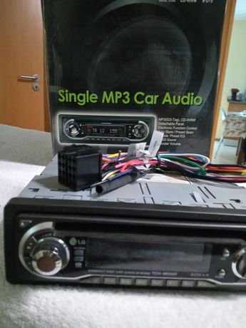 Autoradio LG com CD+MP3