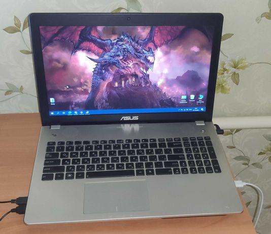"Ноутбук Asus/A8-5550/8GB/8750M/2GB + 8555GCrossFire/1TB/15.6"""