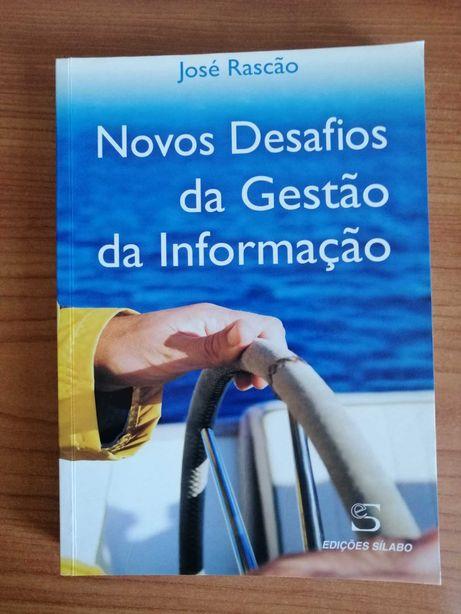 Livro Novos Desafios da Gestão da Informação - José Rascão
