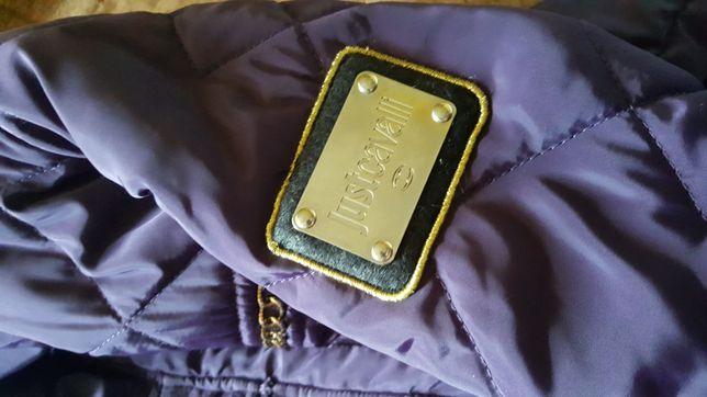 Just Cavalli oryginalna kurtka oryginał