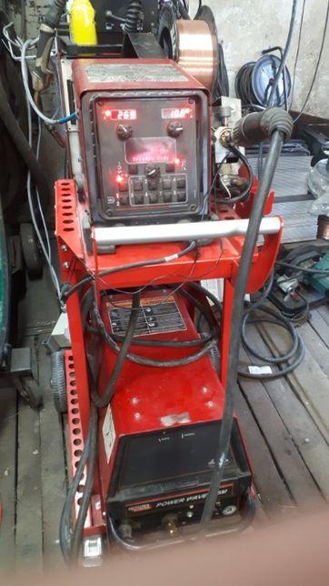 Spawarka Lincoln Power Wave 355, Power Feed 84
