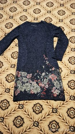 Платье теплое р. 44-46
