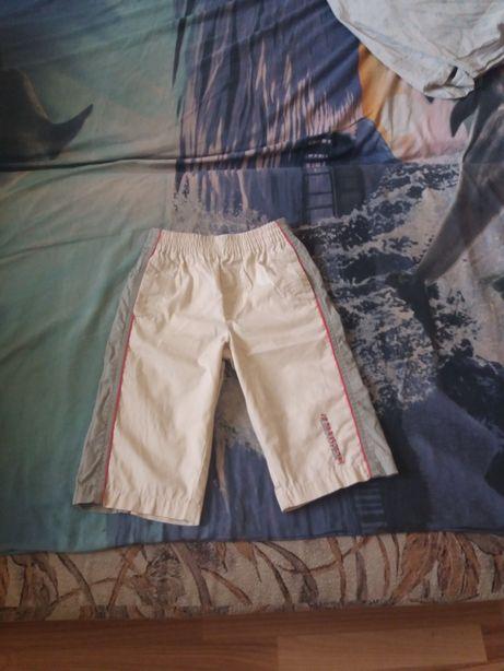 Бриджи шорты штаны модные Италия натуральные недорого!