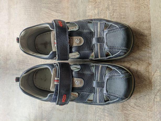 Оригінальне взуття фірми ecco для хлопчика 31 розміру