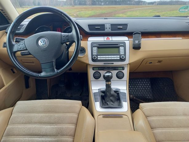 Vw Passat B6 4Motion
