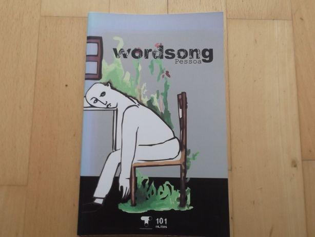 Livro Wordsong Pessoa sem CD