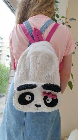 Claries club Рюкзак для малышей дошкольников панда пандочка