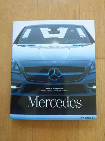 """Livro """"Mercedes"""" de Rainer W. Schlegelmilch, novo"""